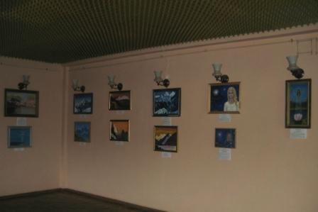 Выставка картин 25.11.11 г.