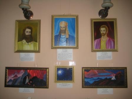 Выставка картин 25.11.11 г