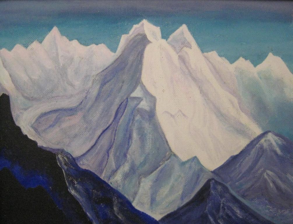 Гора Голубка