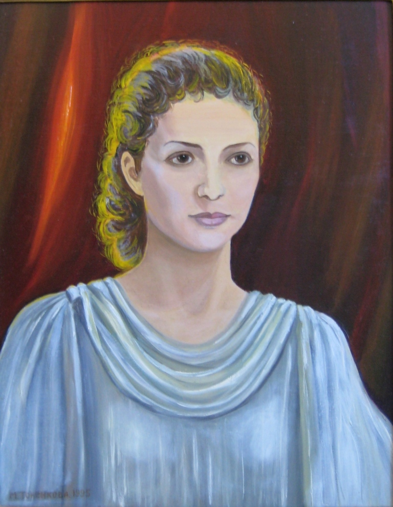 Дочь Ольга