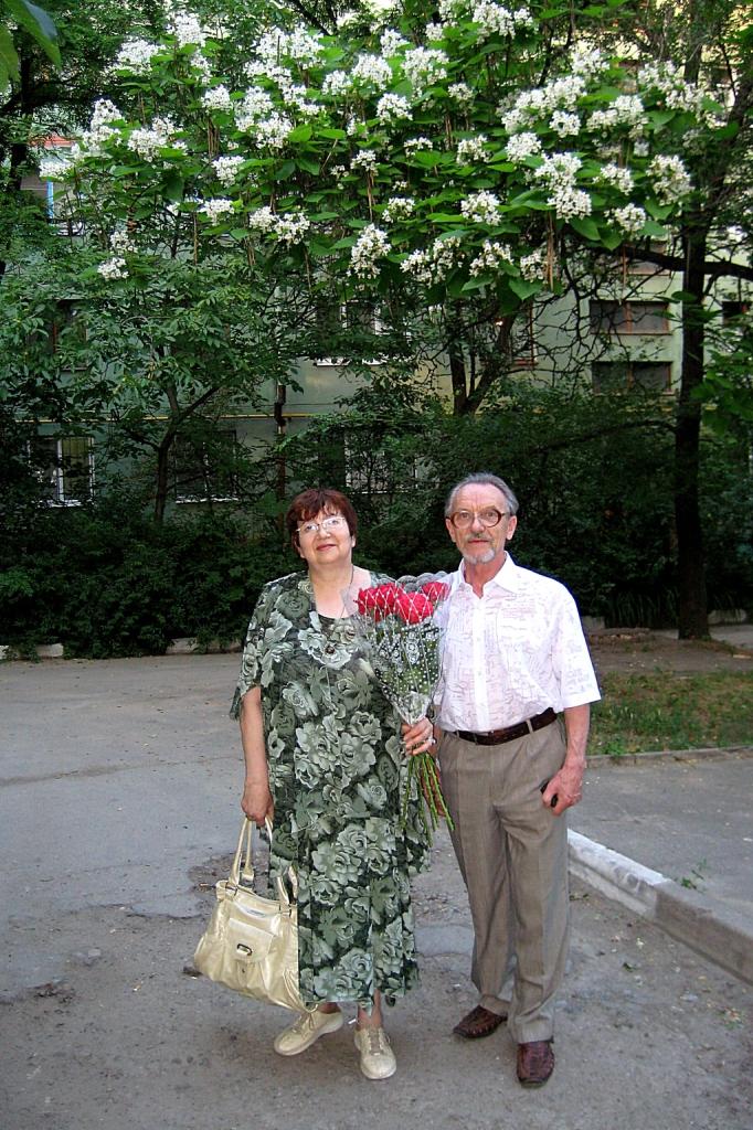 М. Тоненкова и В. Бочкарёв