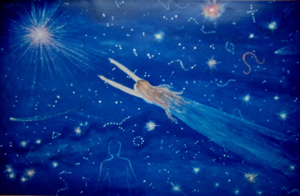 Полёт души к Звезде
