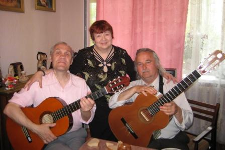 В. Пономаренко, М. Тоненкова, В. Долбин