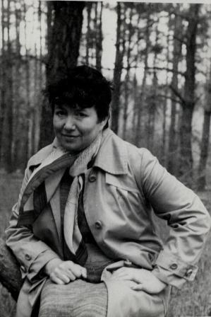 Май 1985 г. Влесу, г. Славянск.