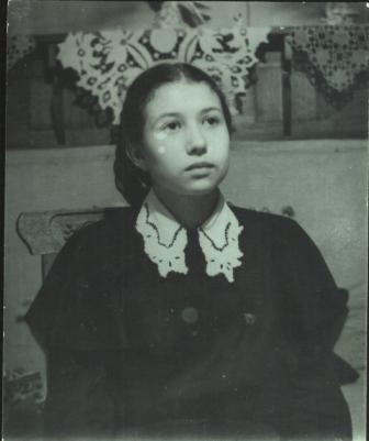 1955 г. 10-й класс.