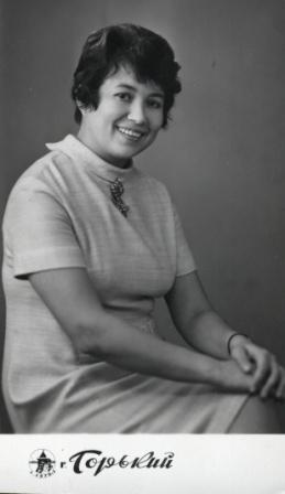 г. Горький,1970 год