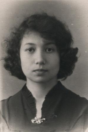 1959 г. ГГПИ, г. Горький
