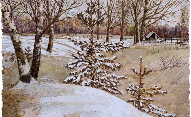 Даль снежная. 2007 г.
