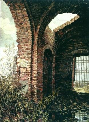 Ефимьевские развалины. 2006 г.