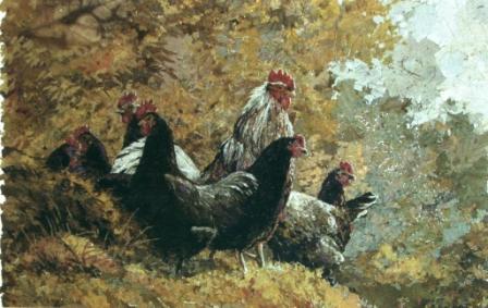 Лес в пере кур. 2008 г.