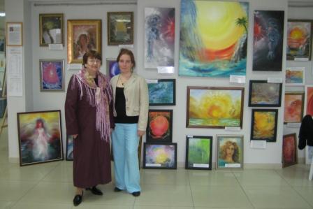 М. Тоненкова и О. Тумадин.