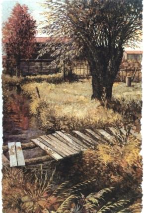 Мостик - клавиши. 2007 г.