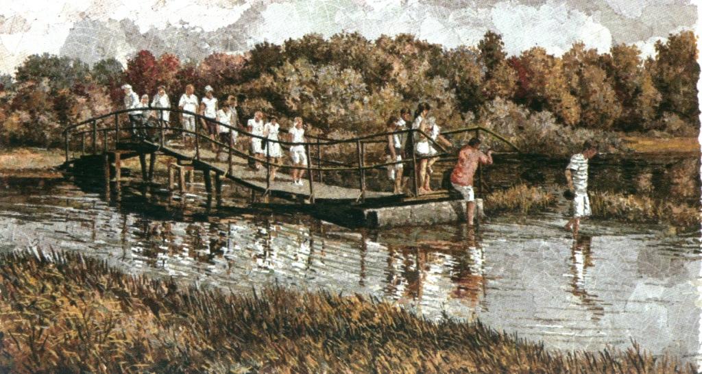 Мостоброд. 2009 г.