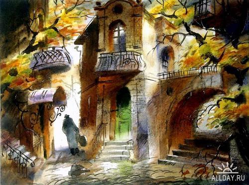 Осенний музыкант