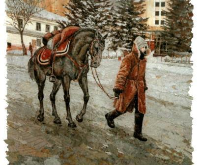 По главной улице с Дымком