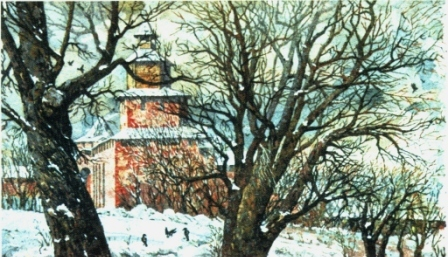 Последний день зимы. 2005 г.