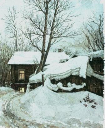 Прошлогодний снег. 2002 г.