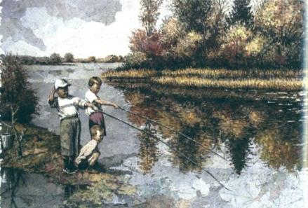Рыбачки. 1999 г.