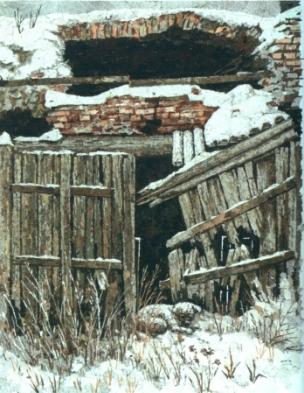 Собачий холод. 2009 г.