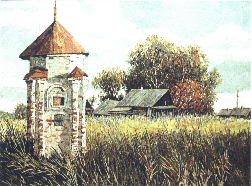 Спетые песни села. 2005 г.