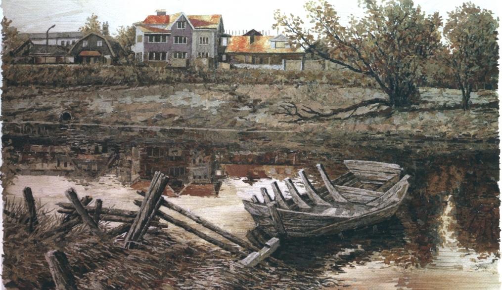 Стоки в истоки. 2012 г.