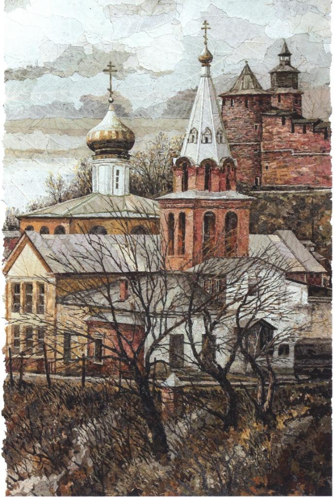 Церковь Ильи Пророка. 2007 г.