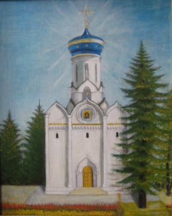 Церковь на Нерли