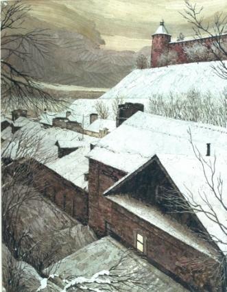 одинокое окно. 2005 г.