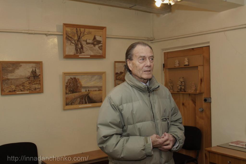 Граф Пётр Шереметьев в Юрковке.