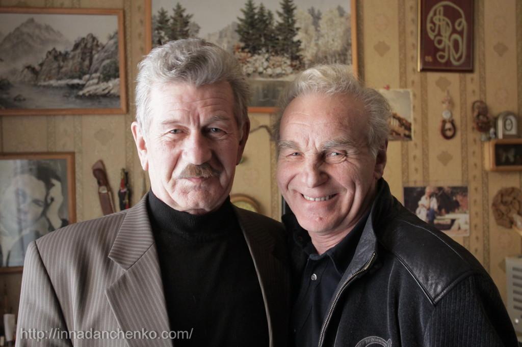 В. Е. Анисимов и А. Н. Юрков