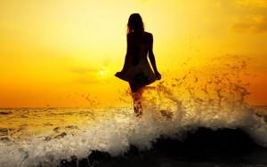 Тает любовь.. пеной в житейском море