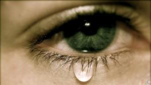 Скупая слеза одиночества