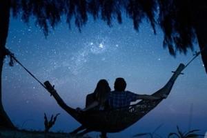 Мы как пара тусклых звёзд