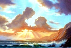 Под венцом Небес Вместе ты да я!