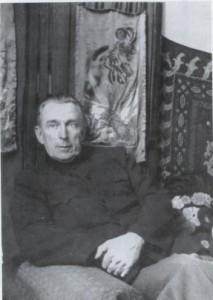 Борис Николаевич Абрамов. Венёв. 60-е гг.